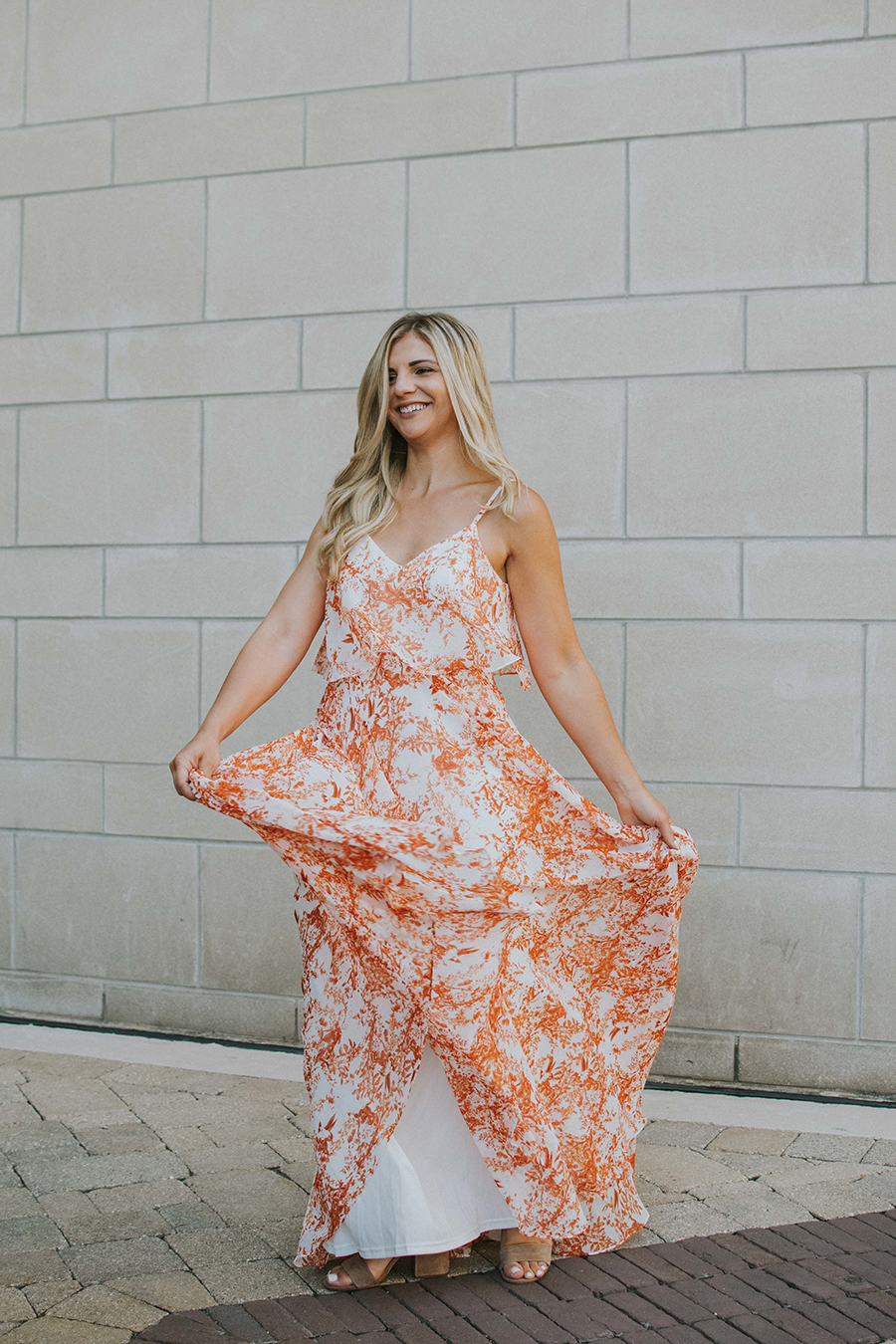 The Perfect Summer Maxi Dress 12