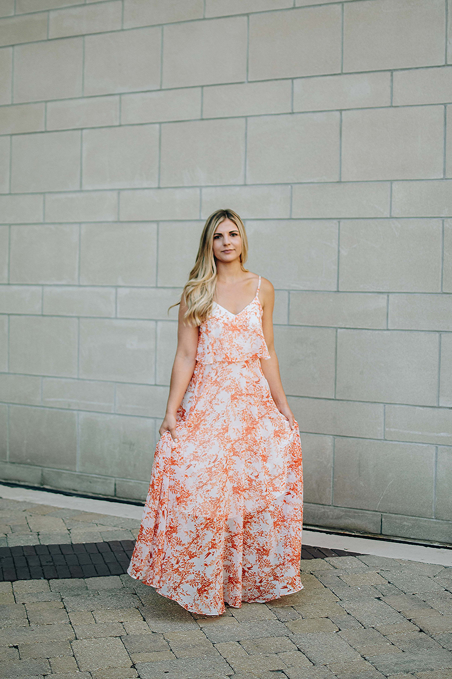 The Perfect Summer Maxi Dress 4
