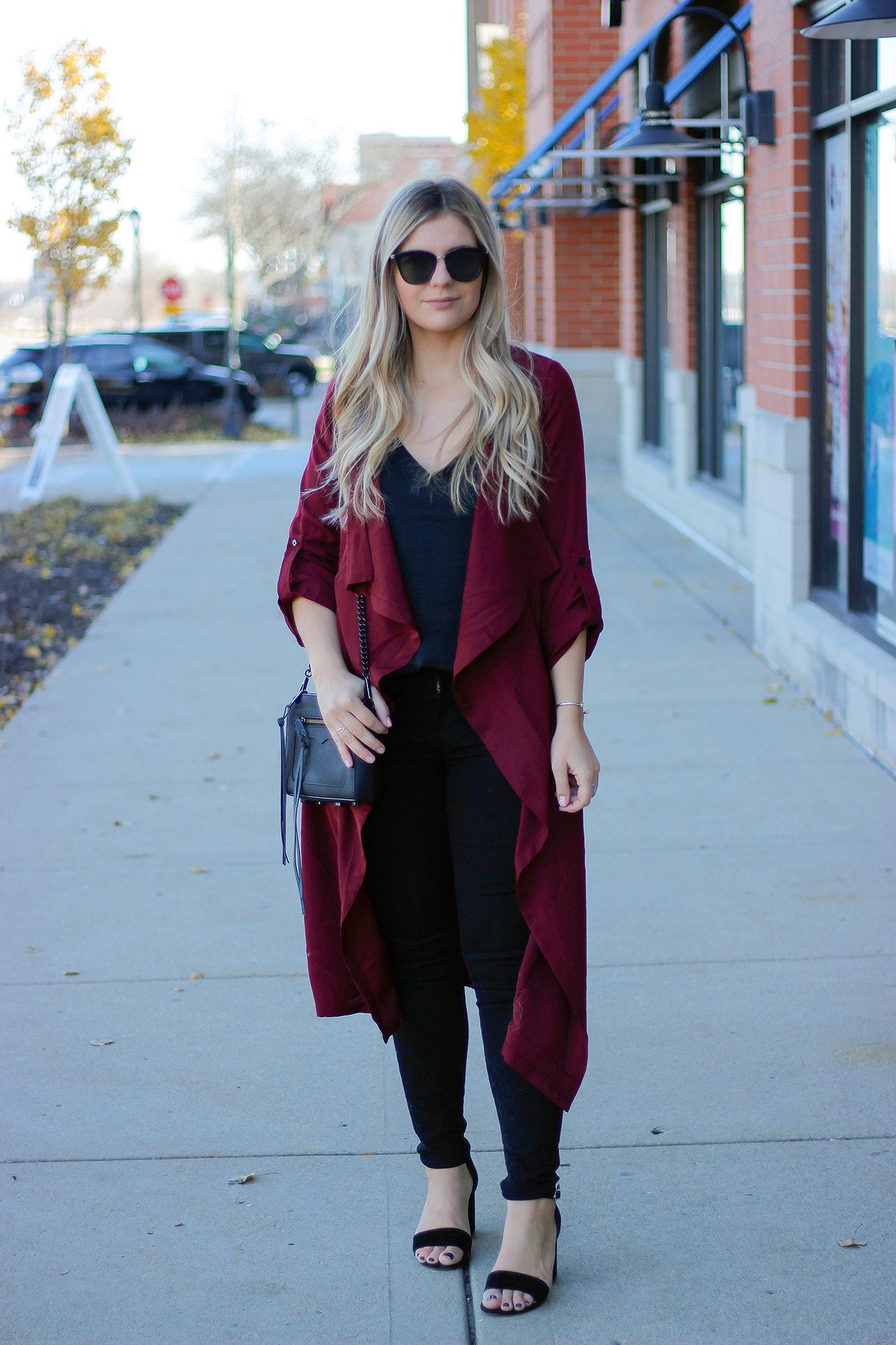 Holiday duster outfit 8