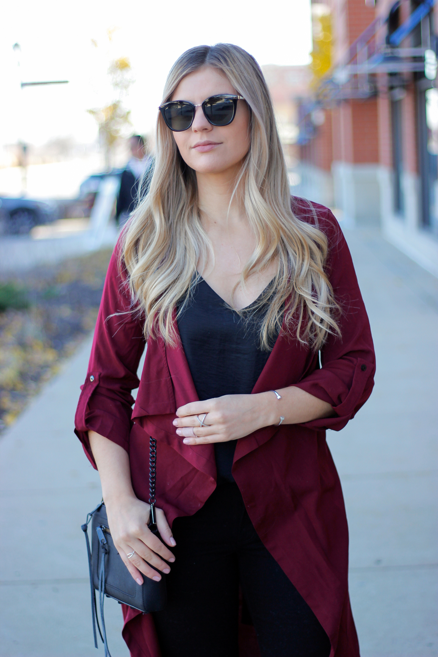 Holiday duster outfit 7