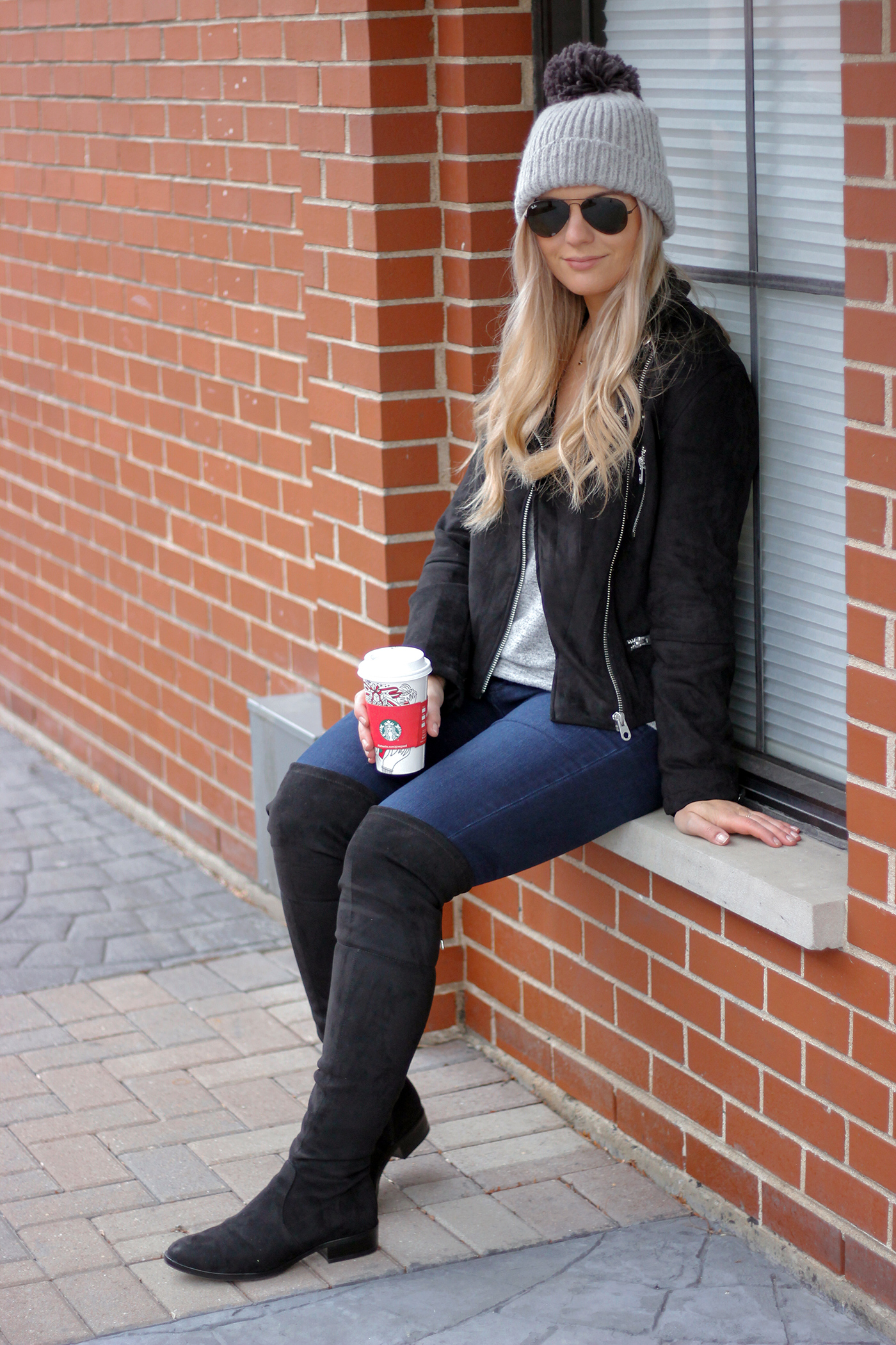 casual winter outfit 7
