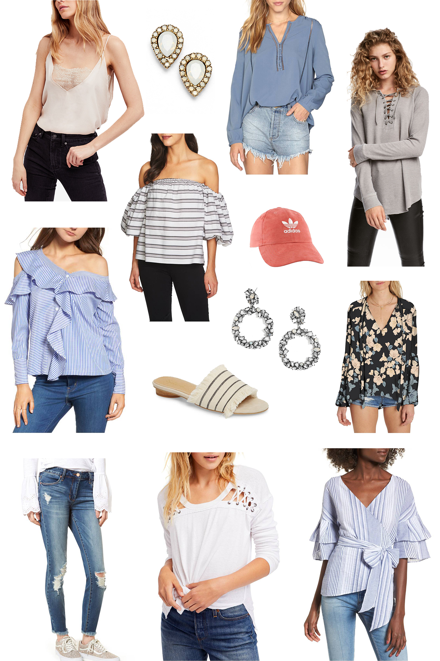 TrendLess Finds Under $100: New Spring Arrivals