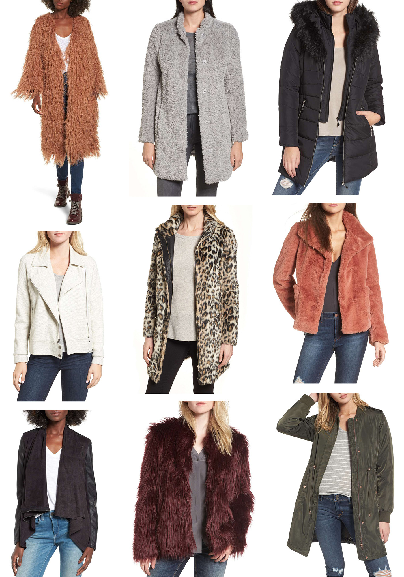 TrendLess Finds Under $100: Sale Coats and Jackets